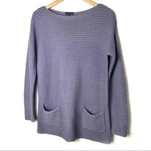 Vince Camuto oversized chunky knit sweater E8